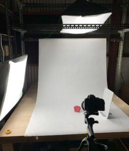 新撮影スタジオ