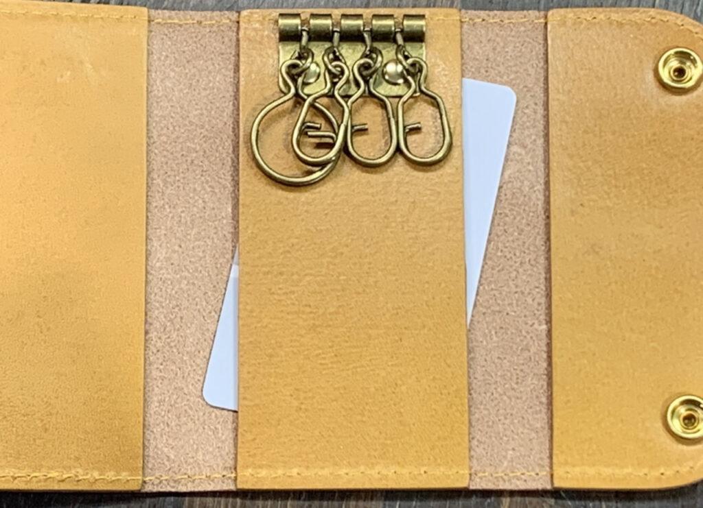 カード収納例